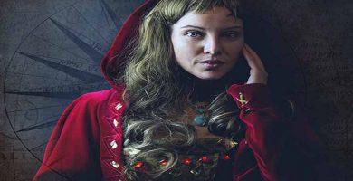 Disfraces medievales mujer