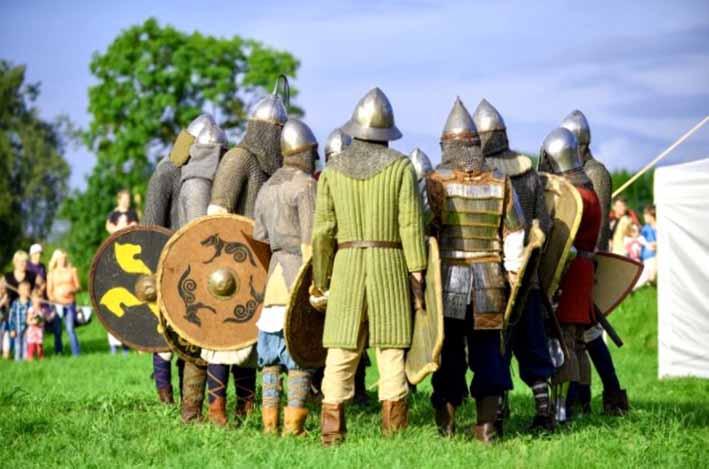 Ropas Medievales Hombre